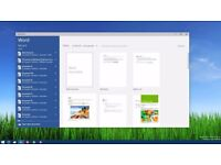 MICROSOFT OFFICE 2016 PRO for PC 32/64