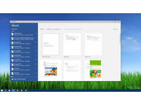 MICROSOFT OFFICE SUITE 2016 PC