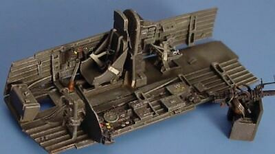 Aires Hobby 1/48 JU87D Stuka Cockpit Juego para Hsg 4119