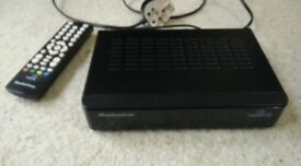 Manhattan plaza hd-s2 freesat HD box