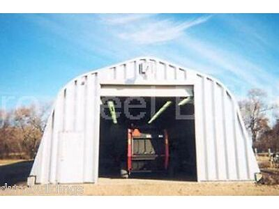 DuroSPAN Steel 40x80x18 Metal Building Tractor Trailer Storage Structures DiRECT