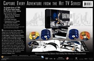 Batman Animated Series Complete Box Set