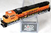 N Scale BNSF Locomotive