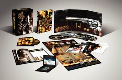 The Dirty Harry 7-Disc Set, Ultimate Collectors Edition LIKE NEW DISCS UNPLAYED