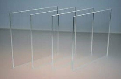 """Clear Acrylic Plastic Plexiglass Sheet 1/8"""" 23 7/8"""" X 48"""" Picture Poster Glass ^"""