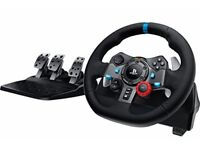 Logitech G29 Driving Force Racing Wheel and Pedals (PS4 / PS3 & PC) *BRAND NEW & SEALED*