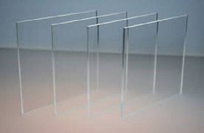Cast Acrylic Plexiglass Clear Sheet Slab 34 X 12 X 12