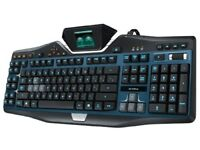 Logitech Gaming Keyboard G19s - UK layout NEW WARRANTY