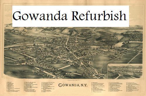 Gowanda Refurbish