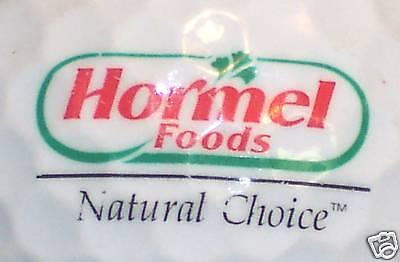 Food  1  Hormel Foods             Logo Golf  Ball Balls