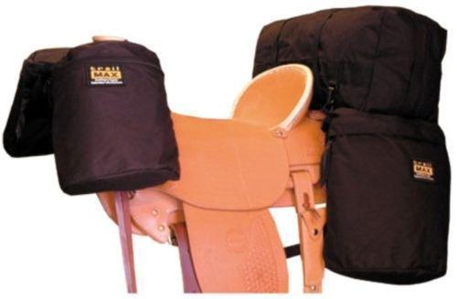 Trail Riding Saddle Bags