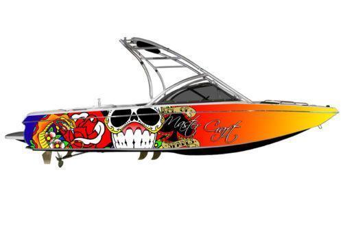 Boat Wrap Kit Ebay