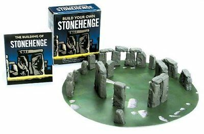 Build Your Own Stonehenge by Morgan Beard and Running Press Staff (2006,...