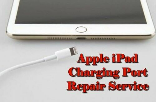 Ipad Air 1, 5th Gen, 6th Gen Charging Port Replace - Full Service - Fast Repair