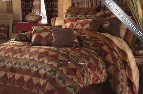 Santa Fe Comforter Ebay