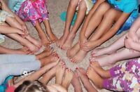 Mobile Nail Art & Manicures - Youth Parties, Senior Home Visits