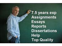 Dissertation help ireland edinburgh