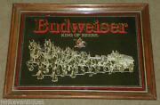 Budweiser Mirror