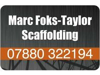 Scaffolding erecting, asjusting & dismantling, Cambridgeshire, Hertfordshire, Bedfordshire & Essex