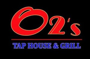 O2's Tap House and Grill Cold Lake -- Kitchen Manager
