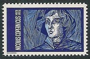 USA - label 1973 Philately COPERNICUS - <span itemprop='availableAtOrFrom'>Bystra Slaska, Polska</span> - USA - label 1973 Philately COPERNICUS - Bystra Slaska, Polska