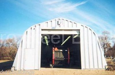 Durospan Steel 40x100x18 Metal Buildings Equipment Storage Barns Factory Direct