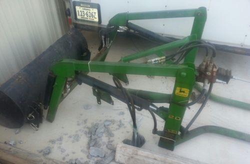 John Deere 400 Garden Tractor Attachments : John deere garden tractor ebay