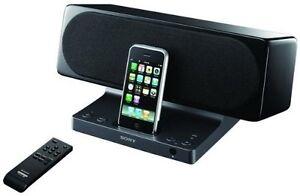 Sony iPod/iPhone Docking speaker
