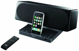 Sony IPOD docking station-player