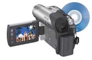Sony Camcorder with 20x Optical and 800x digital zoom (Carl Zeis
