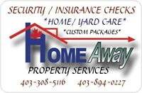 LAWN CARE/ YARD MAINTENANCE/ SECURITY CHECKS