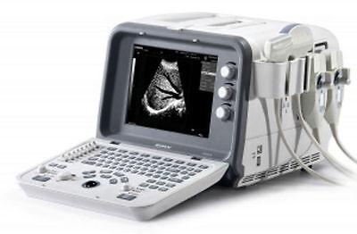 Edan Dus6 D6 Ultrasound Imaging Scanner System With 1 Probe Option