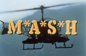 MASH TV FAN PROPS, CAMO ARMY BOY'S BIRTHDAY PARTY OR DECOR ITEMS