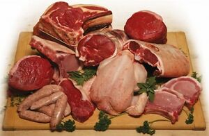 Monthly MEAT BOX  Direct from the Farmer