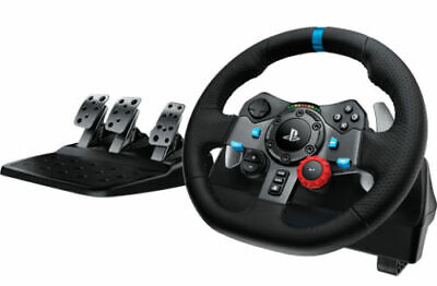 NEW Logitech Driving Force G29 Gaming Racing Wheel & Pedals...