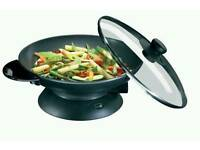 Electric Wok 5 Litres - Rosemary Conley