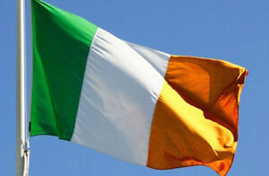 3x5 IRELAND IRISH INDOOR OUTDOOR FLAG