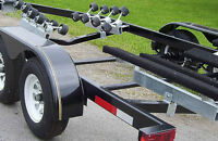 New 2015 Triple Axle Boat Trailer – Only $4800