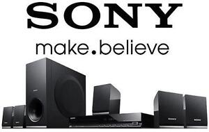 USED SONY 5.1CH HOME THEATER SYS Surround Sound System DVD Player ELECTRONICS 105890250