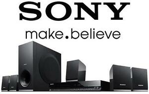NEW OB SONY 5.1CH HOME THEATER SYS - 112440966 - Surround Sound System DVD NEW OPEN BOX