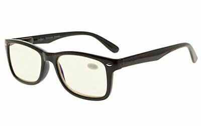 Computer Reading Glasses UV Protection Readers For Men Women (Protection Glasses For Computer)