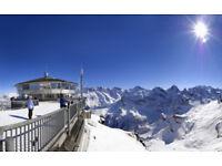 Chalet in Jungfrau region Lauterbrunnen Switzerland
