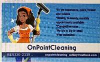 Housekeeper/ Cleaning