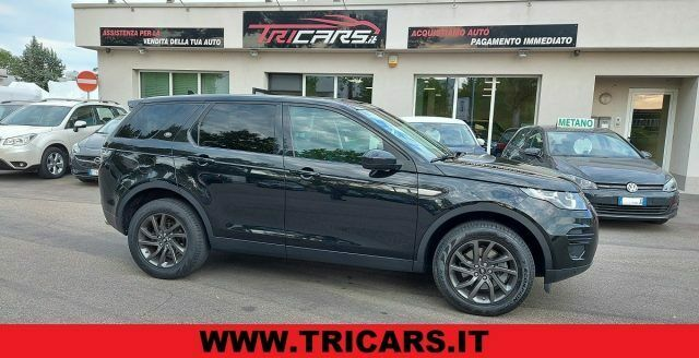 LAND ROVER Discovery Sport 2.0 TD4 150 CV SE PERMUTE