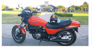 Awesome 1983 Honda Sabre 750cc