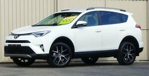 2016 Toyota RAV4 ZSA42R MY17 GXL (2WD) White Continuous Variable Wagon Lismore Lismore Area Preview