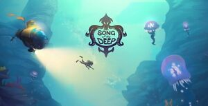 Song of the Deep for Playstation 4