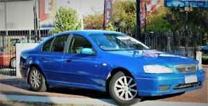 2006 FORD FALCON FAIRMONT BF MARK II SEDAN Mount Hawthorn Vincent Area Preview