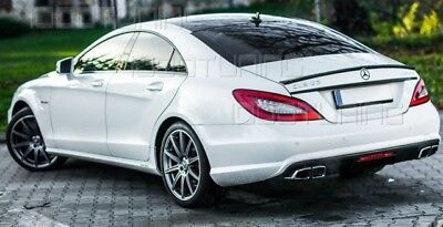 Mercedes CLS W218 Heckspoiler Spoiler Heckspoilerlippe AMG  Lippe