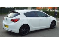 Vauxhall Astra j breaking parts